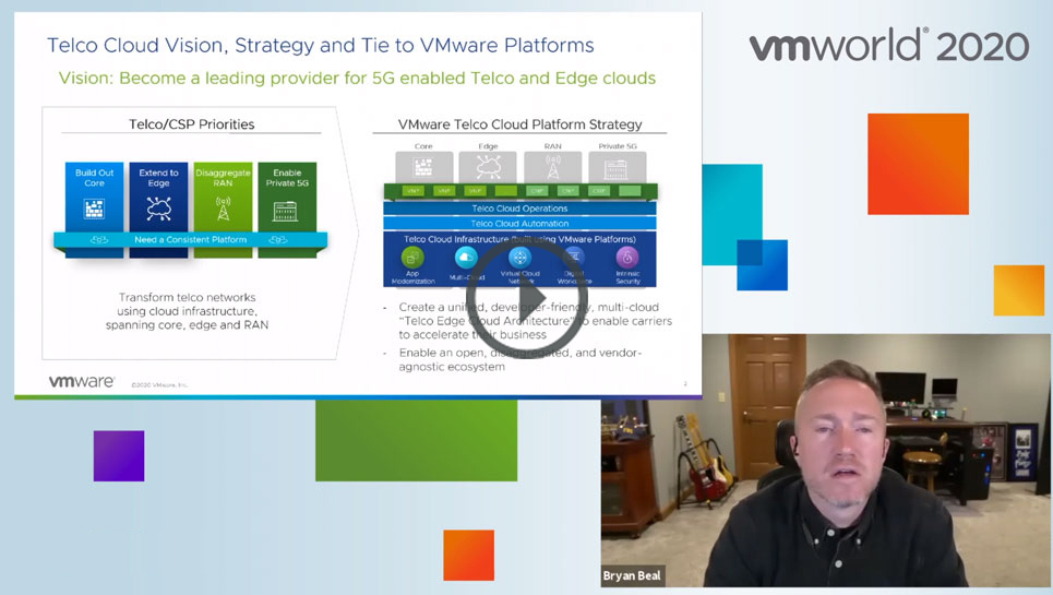 Monetizing 5G and Enterprise Services with VMware